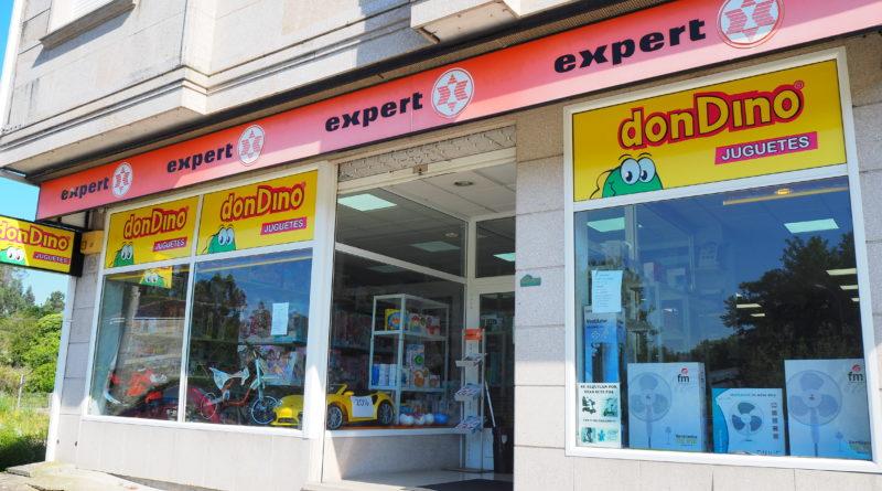 EXPERT LOUZAO ELECTRODOMÉSTICOS E DON DINO XOGUETERÍA